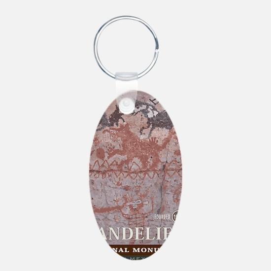 Bandelier NM Keychains