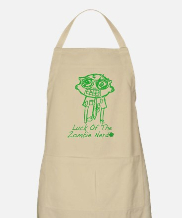 LUCK OF THE ZN Apron