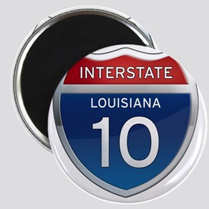 Interstate 10 - Louisiana Magnet
