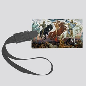 Apocalypse_vasnetsov Large Luggage Tag