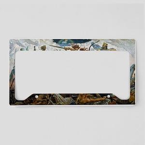 Apocalypse_vasnetsov License Plate Holder
