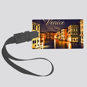 large print2 Large Luggage Tag
