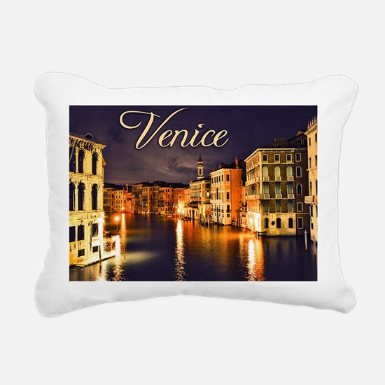 large print2 Rectangular Canvas Pillow