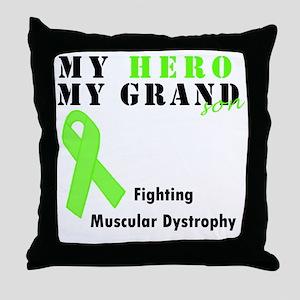 Hero MD grandson Throw Pillow