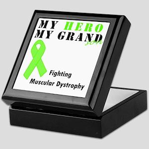 Hero MD grandson Keepsake Box