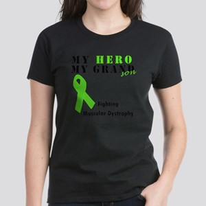 Hero MD grandson Women's Dark T-Shirt