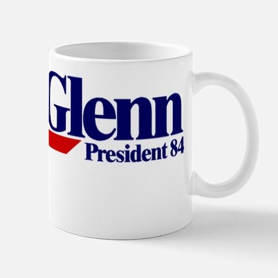 ART Glenn for President 1984 Mug