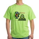 Bad Boss Bull's Eye Green T-Shirt