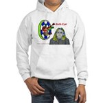 Bad Boss Bull's Eye Hooded Sweatshirt