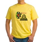 Bad Boss Bull's Eye Yellow T-Shirt