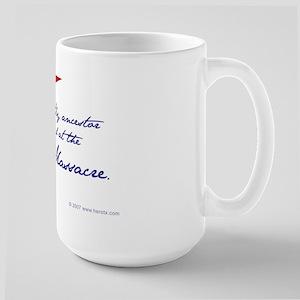 Goliad Massacre Large Mug