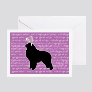 G. Pyrenees Bunny Greeting Cards (Pk of 10)