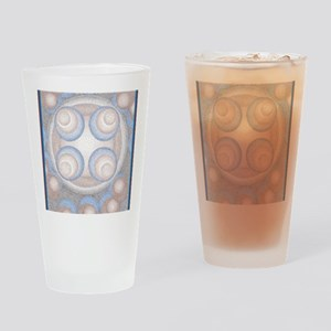 ObaBorder5inch Drinking Glass