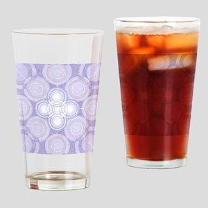NanaBorder5inch Drinking Glass