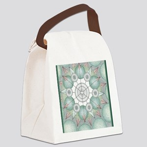 OxossiBorder5inch1 Canvas Lunch Bag