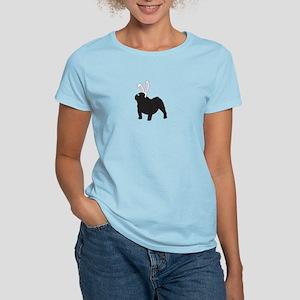 Bulldog Bunny Women's Light T-Shirt