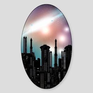 ft_ipad_2 Sticker (Oval)