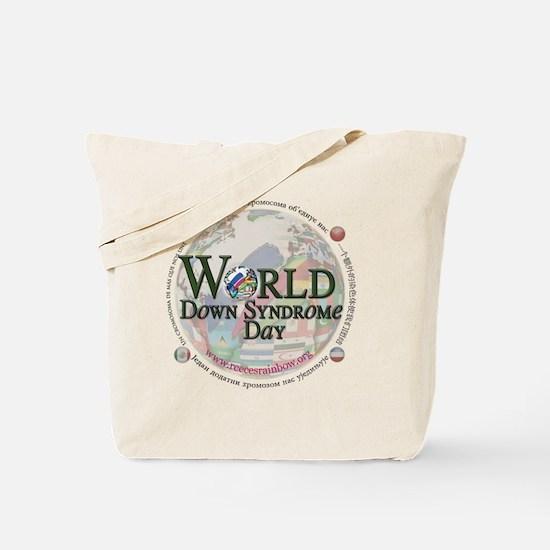 wdsdworlddsdaypocket3 Tote Bag
