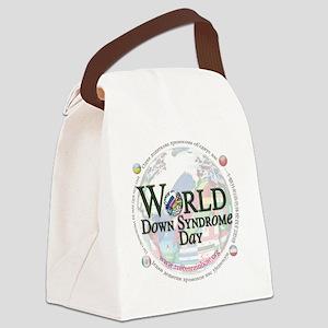 wdsdworlddsdaypocket3 Canvas Lunch Bag