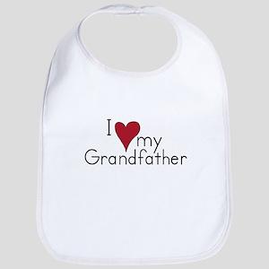 I love my Grandfather Bib