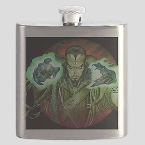 Warlock-SPoster Flask