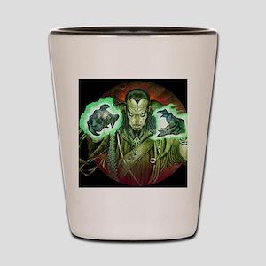 Warlock-SPoster Shot Glass