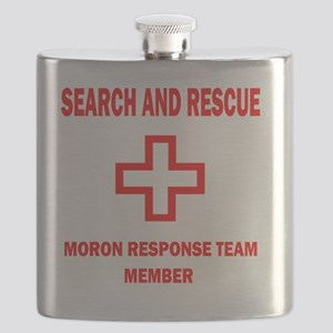 rescue WHTEDGESEARCHRESCUE2Kx2Kblk Flask