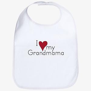 I love my Grandmama Bib