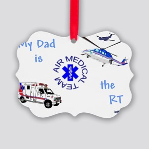 Dad RTcamts Picture Ornament