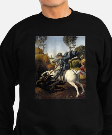 Saint George and the Dragon - Raphael Sweatshirt