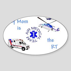 MomRTcamts Sticker (Oval)