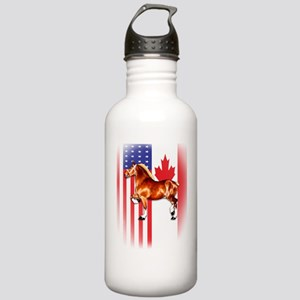 Belg_t Stainless Water Bottle 1.0L