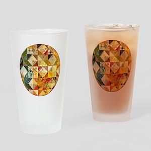 patchwk _Button_Lg Drinking Glass