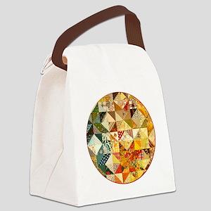 patchwk _Button_Lg Canvas Lunch Bag