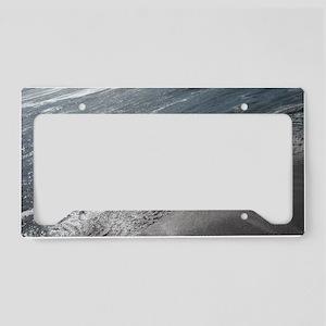 A7 License Plate Holder