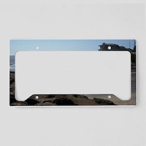 A9 License Plate Holder