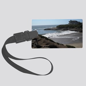A9 Large Luggage Tag