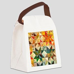patchwk_Tile3 Canvas Lunch Bag