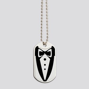 suit2 Dog Tags