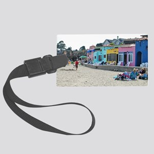 C8 Large Luggage Tag