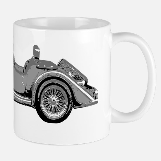 Morgan car 02 for dark Mug