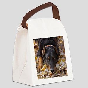 bayden09crouch Canvas Lunch Bag