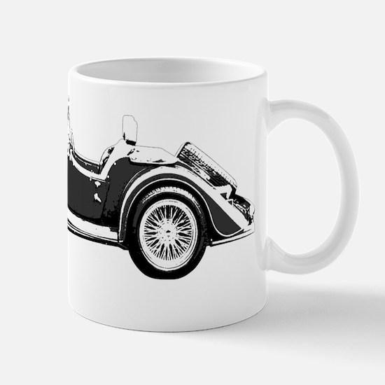 Morgan car 02 color Mug