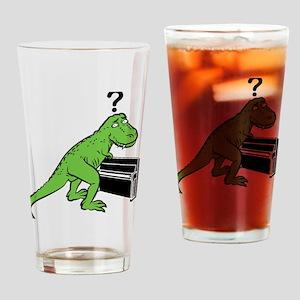 DinoPiano Drinking Glass