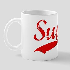 Supra red Mug