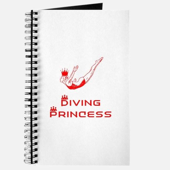 DiveChick Princess Journal
