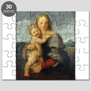 The Mackintosh Madonna - Raphael Puzzle