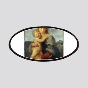 The Mackintosh Madonna - Raphael Patch