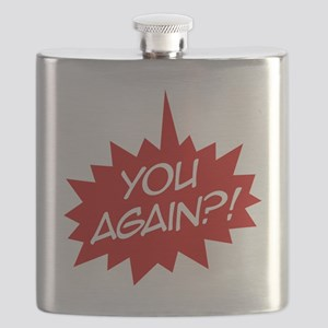 you again t-shirt Flask