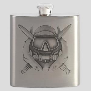 combat diver 10x10_apparel copy Flask
